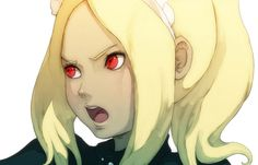 Kat Maid Face - Pictures & Characters Art - Gravity Rush