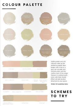 Popular Paint Colors 2017 2017 palettes from dulux australia offer distilled colour | house