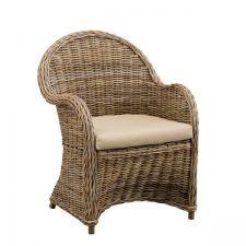 Chair - Rattan - Garden Armchair - 94745607