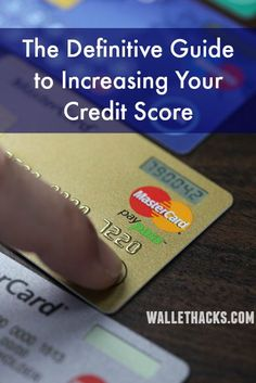 There is only one credit score that matters and that's the FICO Credit Score by Fair Isaac Corporation. In this guide, I show you every step you can take to legitimately increase your credit score. What is a credit score in 30 seconds… Your credit score is a number between 300 – 850, better is … petr.kupicka.pinterest@bezplatnepujcky.cz