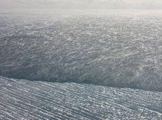 """Saatchi Art Artist Ieva Baklane; Photography, """"""""Winter storm.Frozen Lake Ontario"""""""" #art"""
