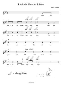 Thema Winter Im Kindergarten, Kindergarten Age, Creative Thinking, Songs, Children, Animals, Snow Song, Music Class, Musica