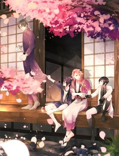 pixiv is an illustration community service where you can post and enjoy creative work. A large variety of work is uploaded, and user-organized contests are frequently held as well. Hot Anime Guys, All Anime, Anime Art, Anime Boys, Millie The Model, Touken Ranbu Characters, Anime Fantasy, Yukata, Fantastic Beasts