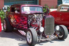 32 Ford Street Rod (6)  | Car photo My car needs flames too