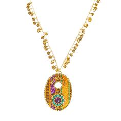 Ibiza Passion •• Helen Oval Necklace ••  #obsessed! www.shopibizapassion.com