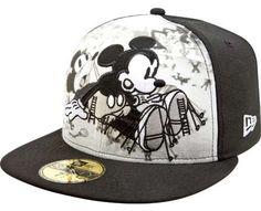 New Era Disney Caps Viciously Vintage and Stylish