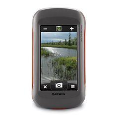 Take it hiking. Take it hunting. Take it on the water. Montana 650 features a bold 4-inch color touchscreen, dual-orientation display and supports multiple mapping options like BirdsEye Satellite Imagery and has a 5 megapixel camera to boot.