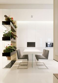 Moscow Apartment by SLProject 10