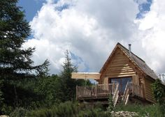 Cabane chalet by Nid Perché