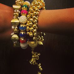 Desi arm party