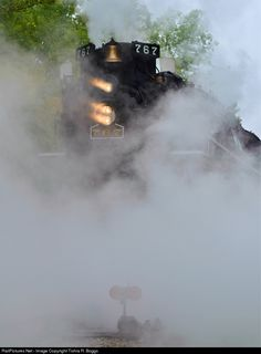 RailPictures.Net Photo: NKP 767 Fort Wayne Railroad Historical Society Steam 2-8-4 at Independence, Ohio by Tishia R. Boggs