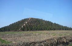 pyramide chine