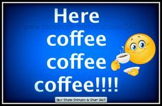 Love my coffee :