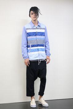 [No.15/72] GANRYU 2014春夏コレクション | Fashionsnap.com