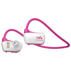Sports MP3 Player Pink