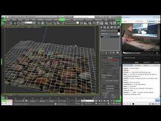 ▶ Clases de 3ds Max - Materiales y Desplazamiento - YouTube