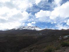 Un domingo de abril, en la Cordillera de Santiago, Chile