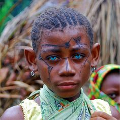 Papua New Guinea WHAT A AYES!