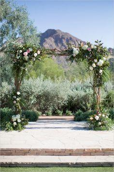 wedding arch #ceremonyarch @weddingchicks