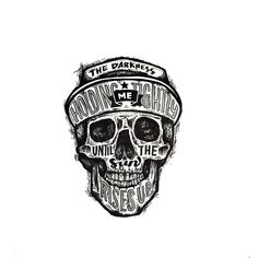 Skulls are awesome. Type by @juanisgarciag - #typegang - free fonts at typegang.com | typegang.com #typegang #typography