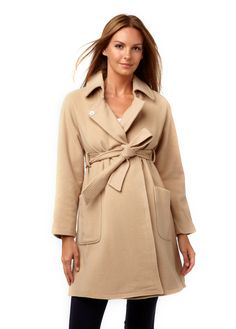 915d2c2b2da Rosie Pope Maternity  ) Clothing For Future Mommies  ) Maternity Coat