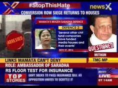 I won't succumb to pressure, Madan Mitra says #NewsX #BreakingOnNewsX