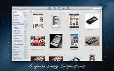 Capture and Manage Photos for your Design - Sparkbox Mac App Aesthetic Images, Latest Images, Mobile App, Your Design, Software, Photo Wall, Mac, Management, Organization