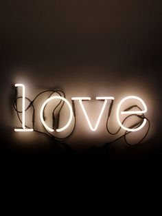 Seletti Neon Art Love Wall Lamp