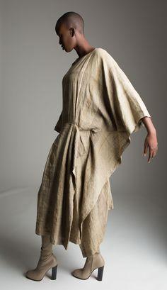 Vintage Issey Miyake Caftan Dress