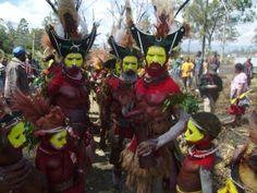 Papua Neuguinea Urlaub