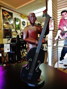 40 - Upright Bass Player