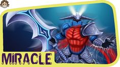 Dota 2 -  Miracle Sven - Fast Item Fast End