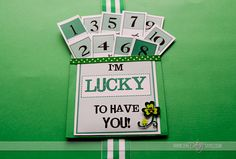 I'm lucky to have you!  - What a darling idea!!! DatingDivas... you never cease to amazing me with your brilliant ideas!