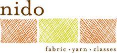 Nido fabric yarn sewing knitting classes burlington