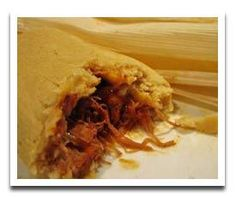 How to make an authentic Mexican tamale recipe. A complete step-by-step recipe for authentic tamales. that famous Mexican and New Mexican food.