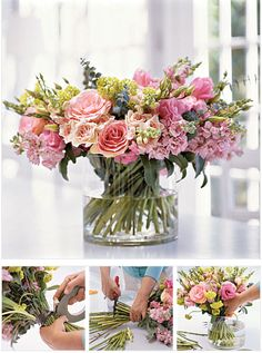 How To: Beautiful flower arrangements!