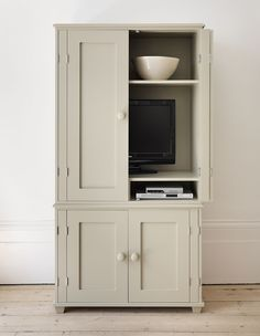 New England television Armoire