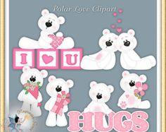 Baby-Teddybären Clipart kommerzielle Nutzung von MagicmakerScraps