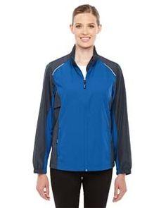 Ash City - Core 365 Stratus Colorblock Lightweight Jacket 78223