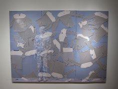 Liu Bolin - Lost In Art. Art Experience:NYC http://www.artexperiencenyc.com/social_login