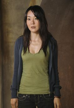 Sun-Hwa Kwon from Lost apparently suffered from infertility due to 'severe endometriosis blocking her fallopian tubes'