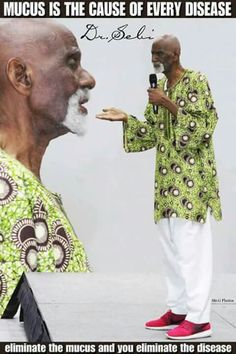 Dr. Sebi is the truth
