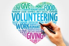 You can use volunteer work to make a career change. In this article, career changers share their success stories and career advice. Volunteer Work, Best Friendship, End Of Life, Career Change, Good Cause, Giving Back, Play Hard, Teamwork, Cloud