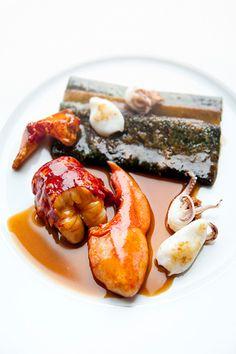 ベージュ アラン・デュカス東京のお料理 | レストランウェディングなら 他にはない情報多数掲載 SWEET W TOKYO WEDDING