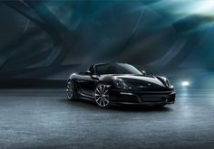 The new Boxster Black Edition. Devours looks, like bends. Learn more: http://link.porsche.com/black-edition-boxster-pin-gallery *Combined fuel consumption in accordance with EU 6: 8.4 -7.9 l/100 km; CO2 emissions 195-183 g/km