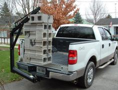 Truck Crane Hoist