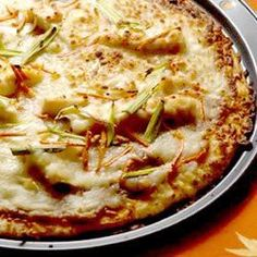 Gourmet Thai Chicken Pizza - Allrecipes.com