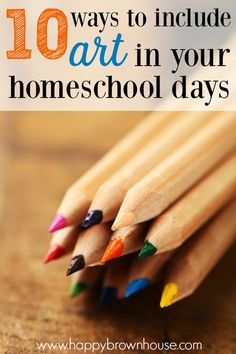 Need ideas for how to teach art in homeschool? These 10 tips for including art in your homeschool day will have your kids creating in no time. Includes tips for teaching your core subjects while sti Drawing For Kids, Painting For Kids, Online Art Classes, Art Curriculum, Homeschooling Resources, Learning Activities, Cool Writing, Creative Kids, Teaching Art