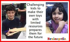 Brainopolis / Science Enrichment Program / Learning and Experience