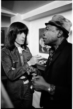 Rolling Stones 1972 Tour Bill Wyman & - Photos by Jim Marshall Jazz Blues, Blues Music, Blues Artists, Music Artists, Jim Marshall, Bill Wyman, John Lee Hooker, Outlaw Country, Musica